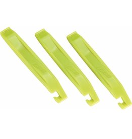 BBB Easylift Tyre Levers 3pcs - Neon Yellow