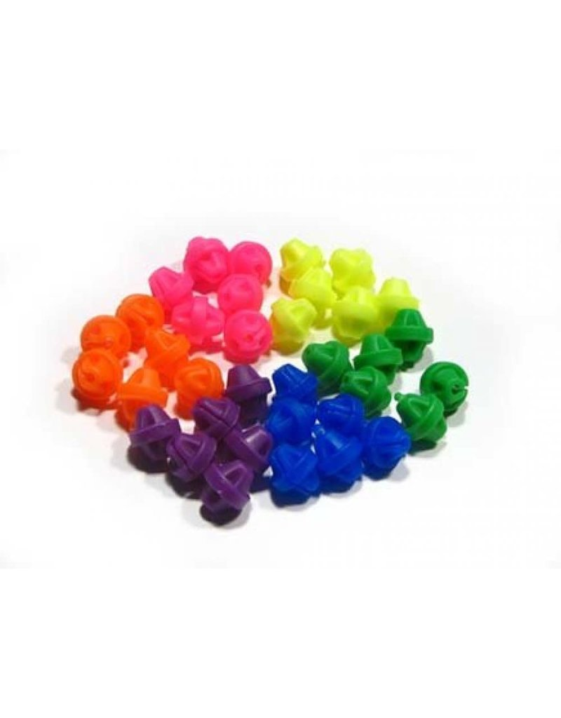 Spoke Beads - Multicoloured