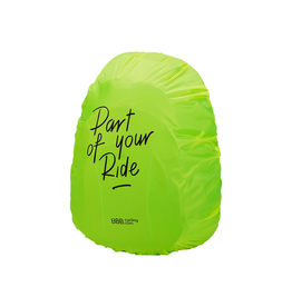 BBB Raincover Backpack Cover - Fluorescent Yellow