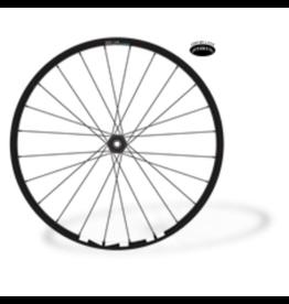 "Shimano Front Wheel - Black, 29"", 15 x 110mm, Center-lock"