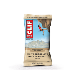 Clif Bar - White Choc Macadamia