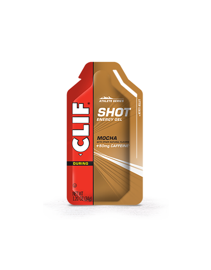 Clif Shot Gel - Mocha