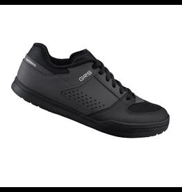 Shimano Flat Sole Shoe, Black/Grey, Size 42