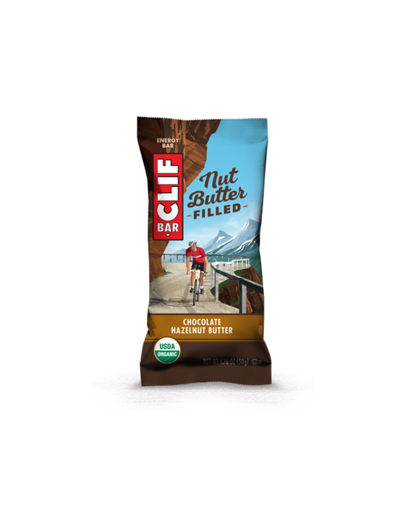Clif Bar Nut Butter filled Bar - Chocolate Hazelnut Butter