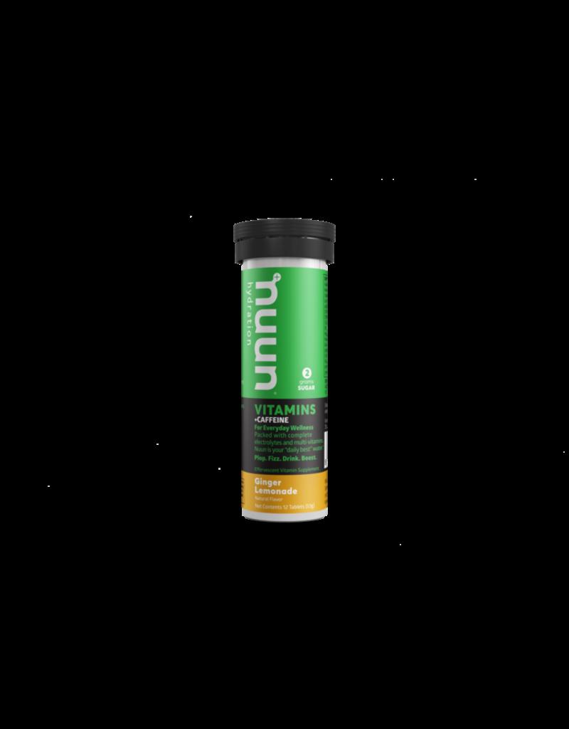 Nuun Vitamins - Ginger Lemonade