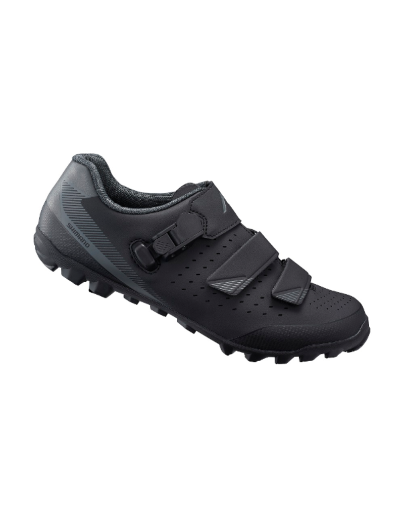 Shimano SPD Shoe, Black, Size 45