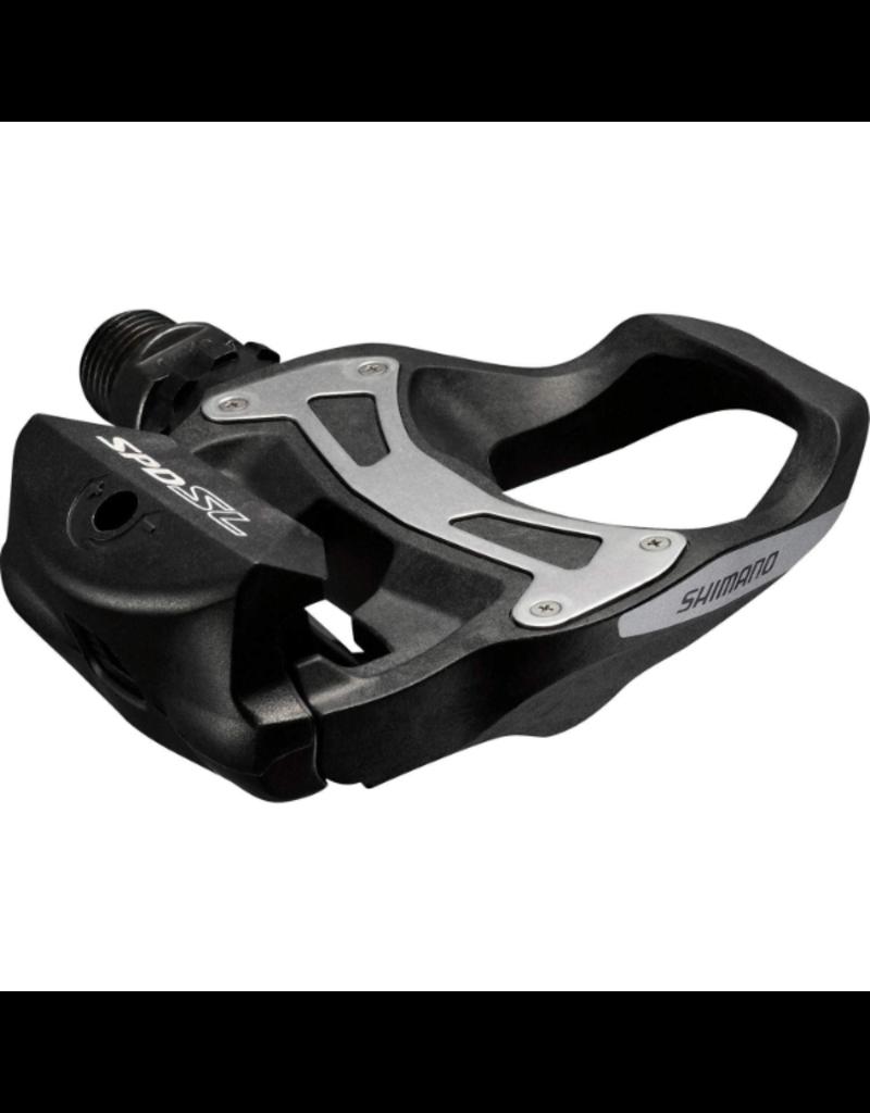 Shimano SPD-SL Pedals, Black - PD-R550