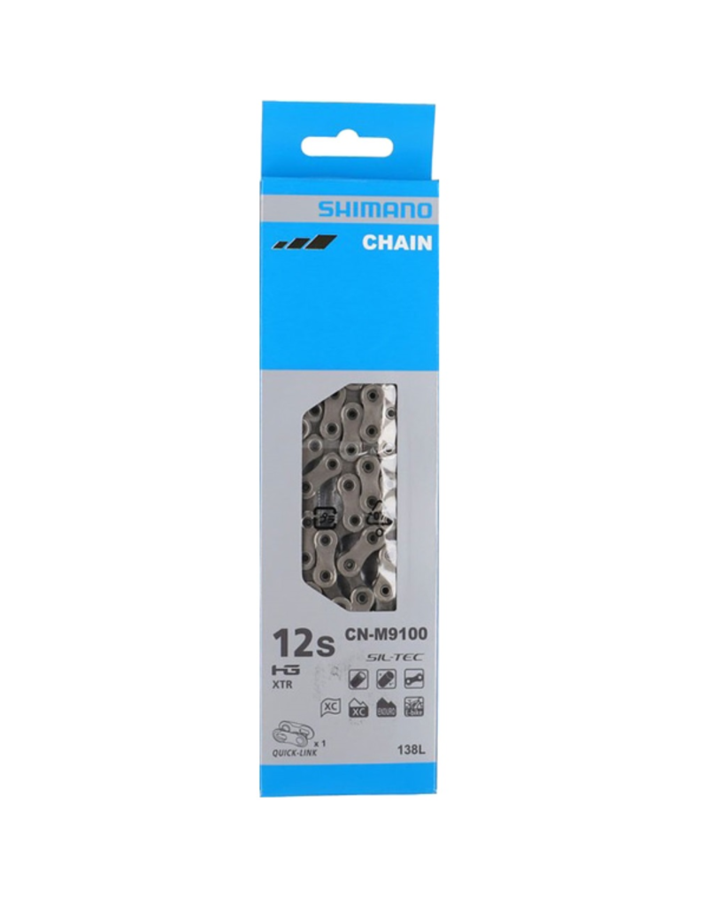 Shimano 12 Speed XTR Chain, With Quick Link
