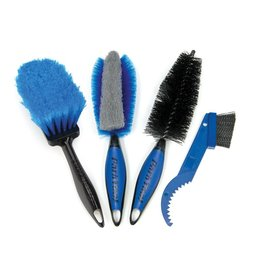 ParkTool Bike Cleaning Brush Set - (4 Pieces)