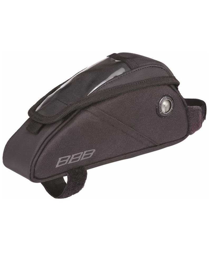 BBB Fuelpack Top Tube Bag - 21 x 5.5 x 8cm