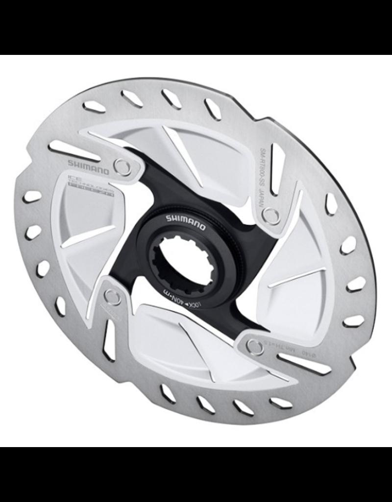 Shimano Ultegra Disc Rotor, 160mm, Center-Lock, With Lock Ring