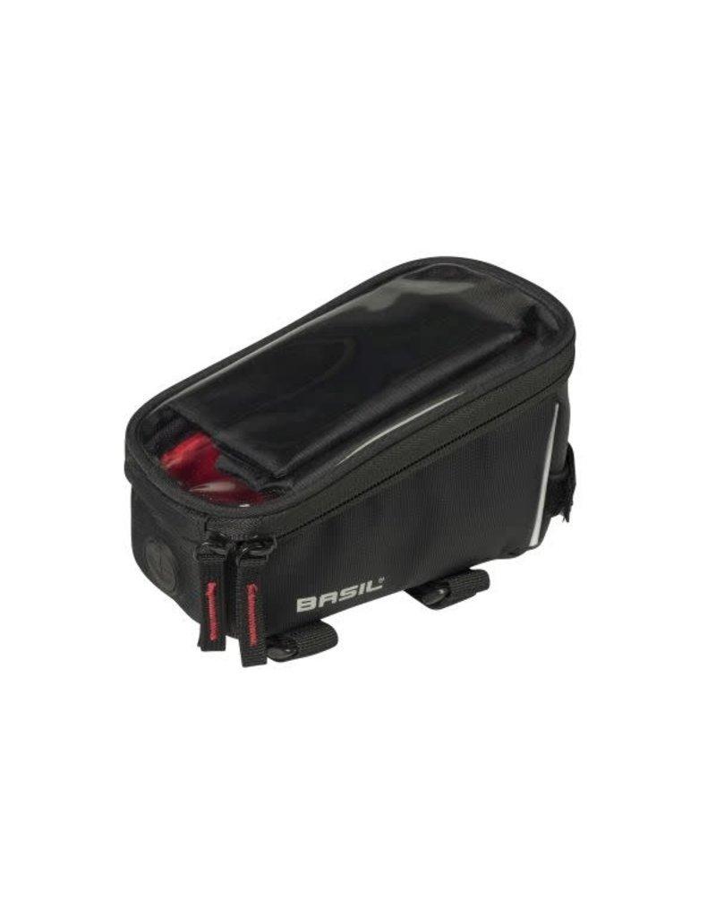 Basil Sport Design Frame Bag - 1L - Black