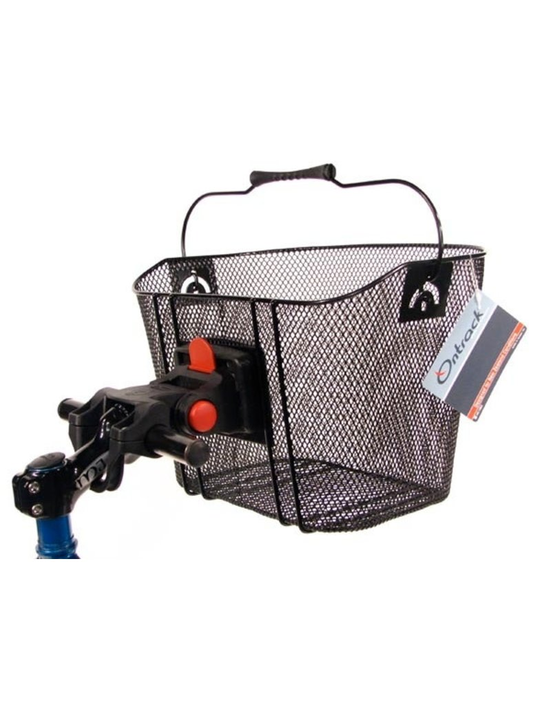 Ontrack Mesh Basket With Quick-release