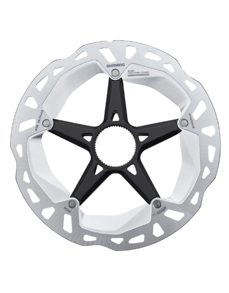 Shimano XT Disc Rotor, 180mm, Ice-Tech, Center-Lock