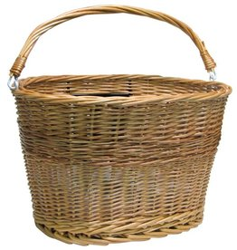 Ontrack Cane Basket with Quick-release Bar Mount