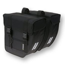 BASIL Tour XL, Double Pannier Bag 40L - Black