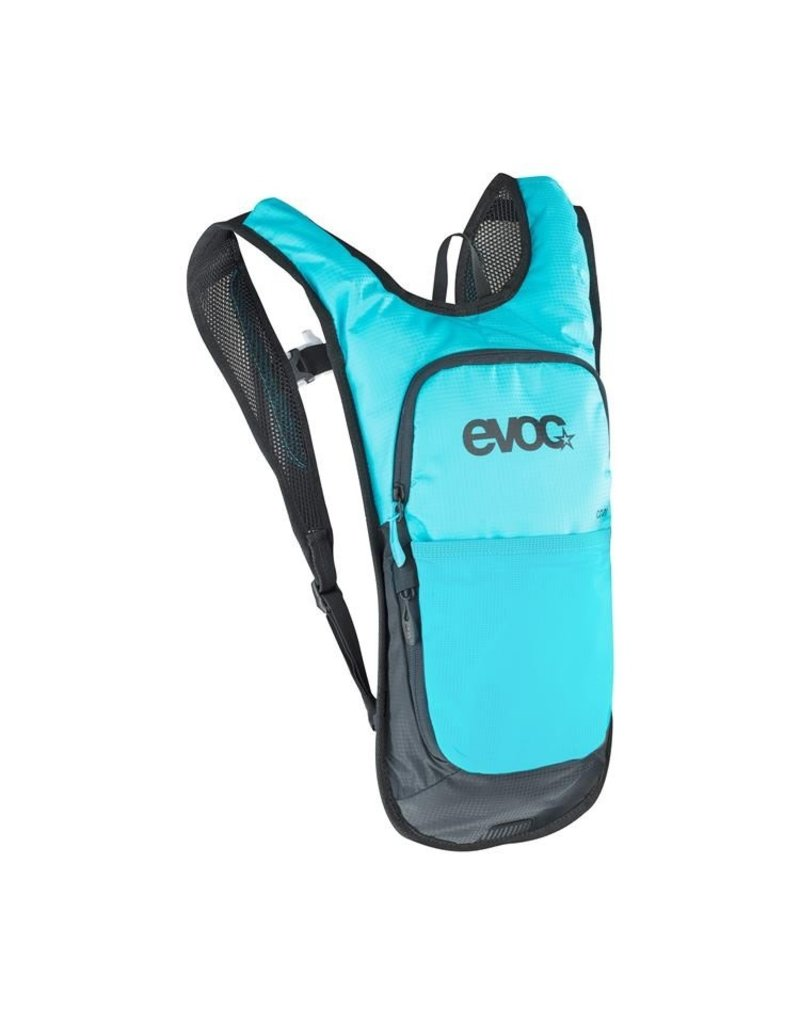 EVOC CC 2L + 2L Bladder Performance Backpack - Neon Blue