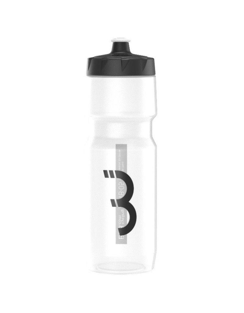 BBB Comptank XL 750ml Bottle - Clear/Black
