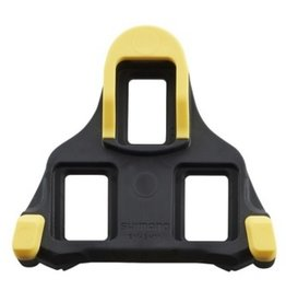 Shimano Road Cleat SPD-SL Float 6degree - Yellow