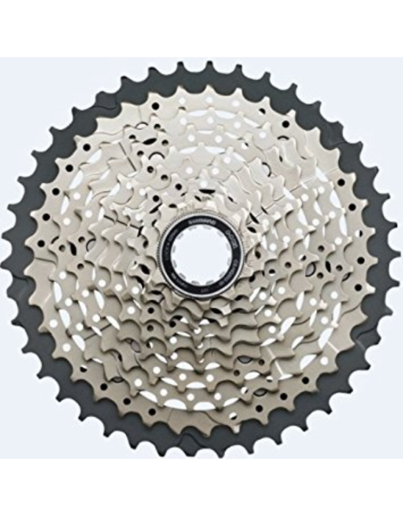 Shimano Deore Cassette, 10 Speed, 11-42T
