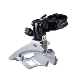 Shimano Deore Front Derailleur, 3 x 9 Speed
