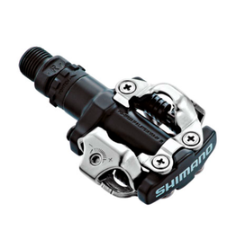 Shimano SPD Pedals (PD-M520) - Black