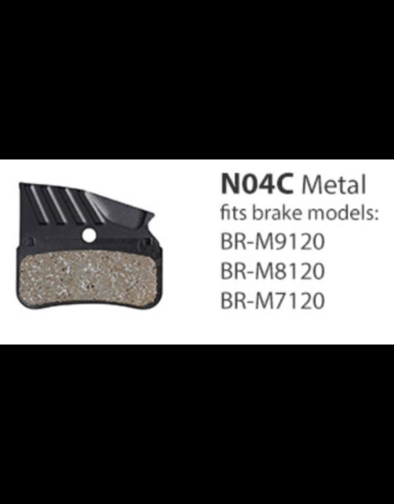 Shimano Metal Brake Pads - N04C