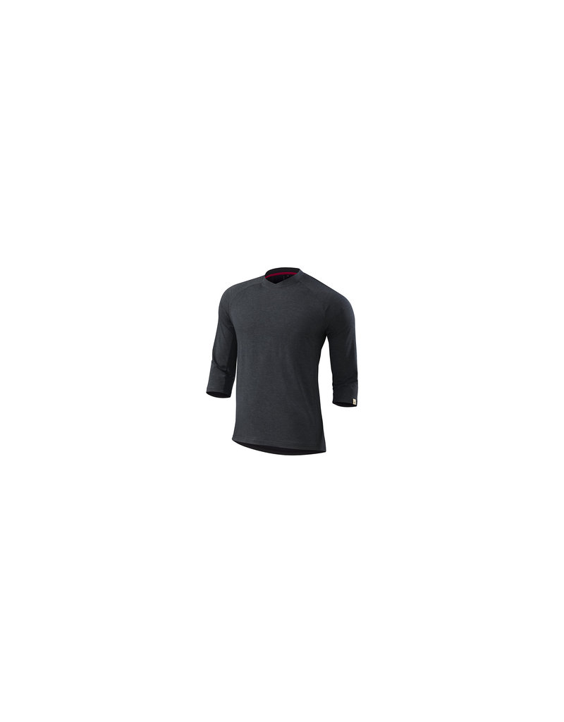 Specialized Enduro drirelease Merino 3/4 Jersey Black