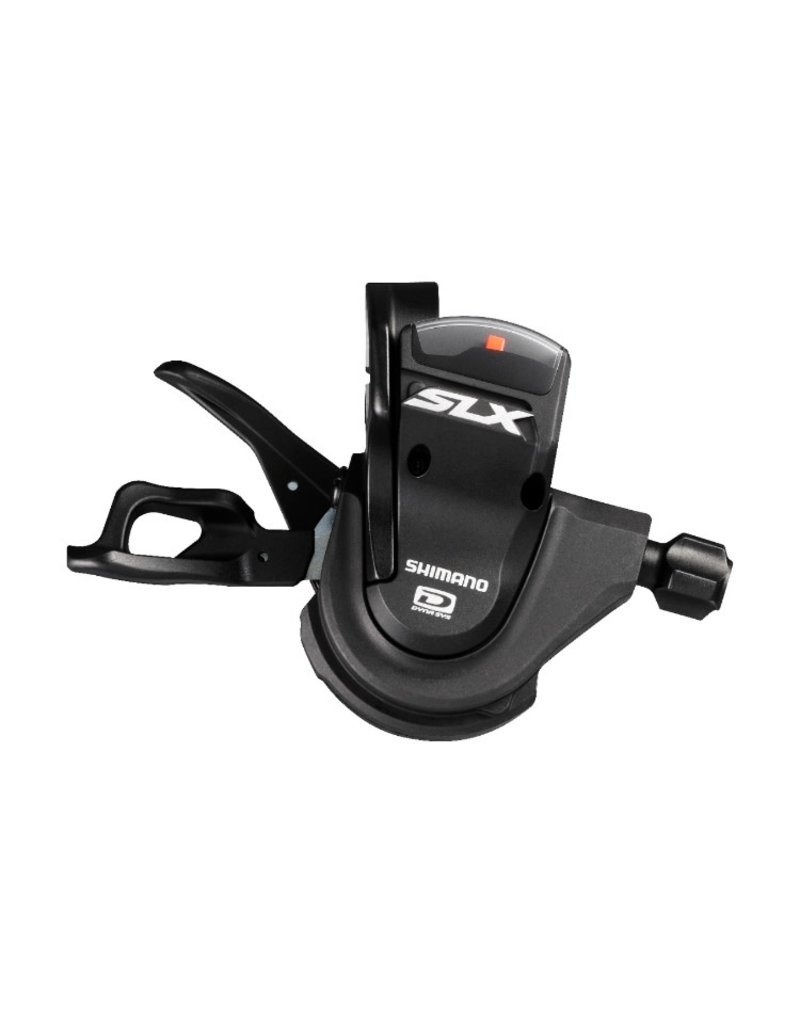 Shimano SLX Right Shifter, Black, 10 Speed