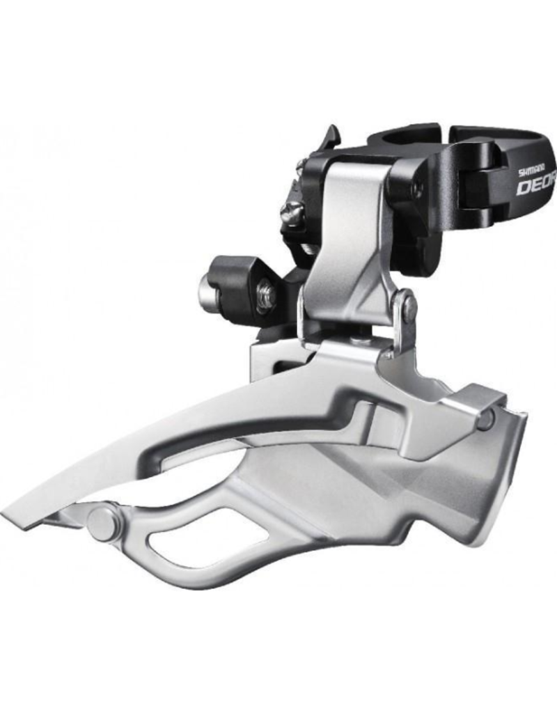 Shimano Deore Front Derailleur, 3 x 10 Speed