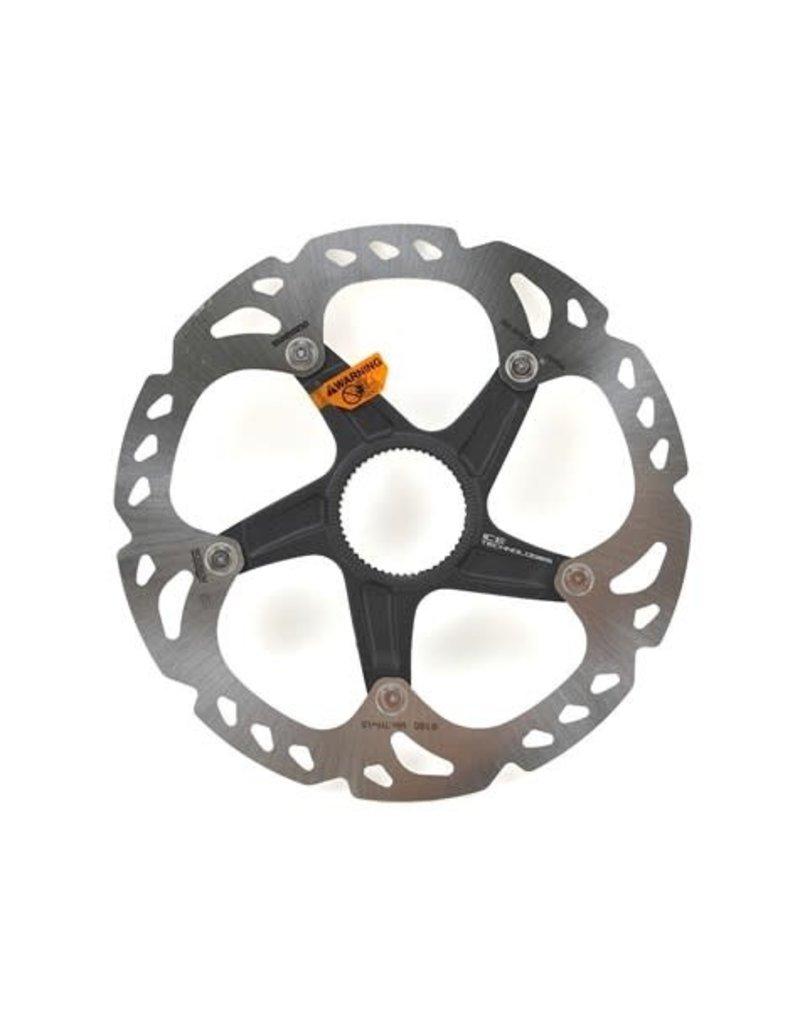 Shimano XT Disc Rotor, 180mm, Center-Lock, Ice-Tec