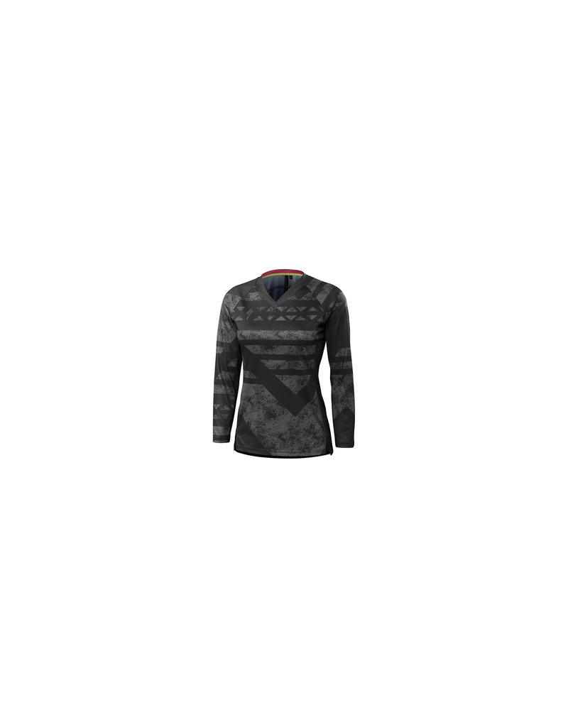 Specialized Andorra Jersey Long Sleeve - Phantom Medium