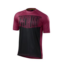 Specialized Enduro Comp Jersey - Berry Medium