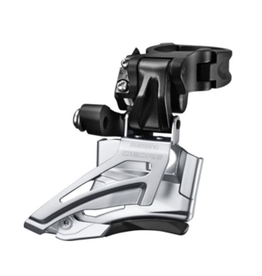Shimano Deore Front Derailleur, 2 x 10, High Mount