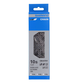 Shimano Ultegra Chain, 10 Speed, With Pin, 116 Link (CN-6701)