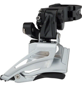 Shimano Deore Front Derailleur, 2 x 10 Speed, High Clamp