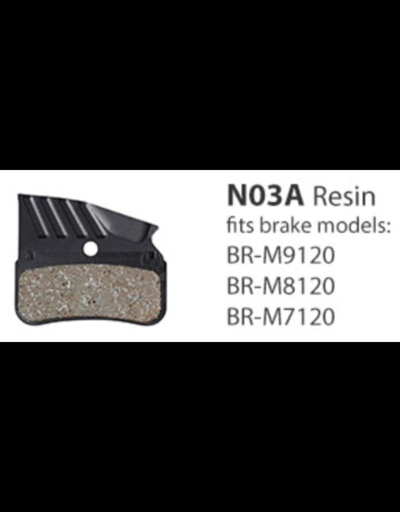 Shimano Resin Brake Pads - N03A