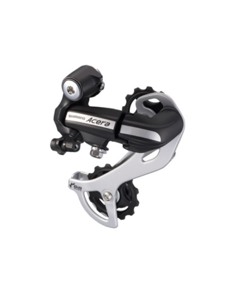 Shimano Acera Rear Derailleur, Black, 7/8 Speed