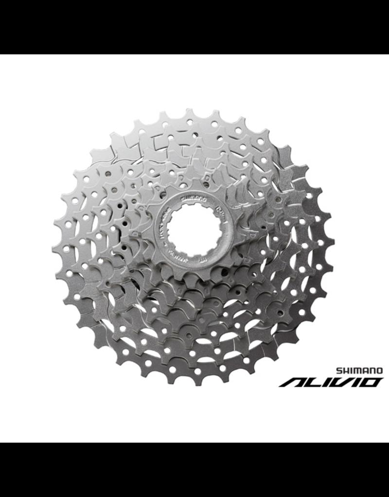 Shimano Alivio Cassette, 9 Speed, 11-28T