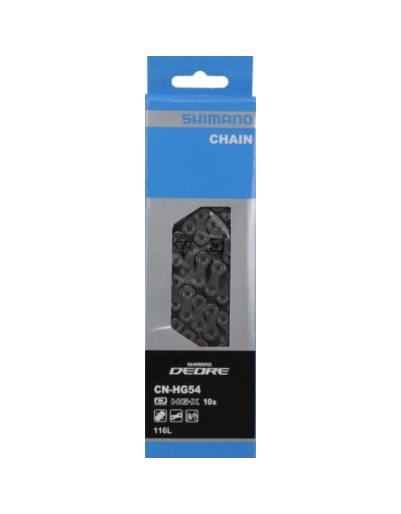 Shimano Chain, 10 Speed (CN-HG54)