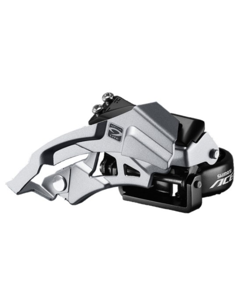 Shimano Acera Front Derailleur, 3 x 9 Speed, Low-Clamp