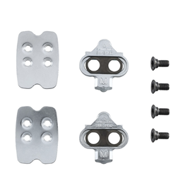 Shimano SPD Cleat, Silver, Multi - Release
