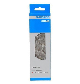 Shimano Chain - HG40 - 6/7/8 Speed