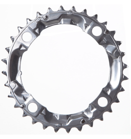 Shimano Chainring, Silver, 104mm BCD, 32T