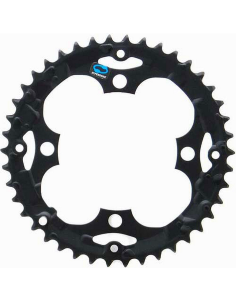 Shimano Chain-Ring, Black, 42T, For Chain-Guard