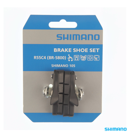 Shimano Cartridge-Type Brake Shoe Set - R55C4 (BR-5800)