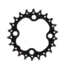Shimano Chain-Ring, Black, 22T, 64mm BCD