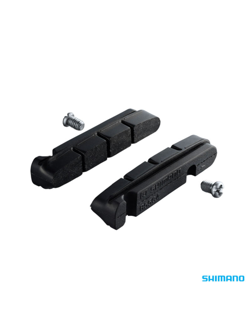 Shimano Brake Pad Inserts, For Alloy Rims