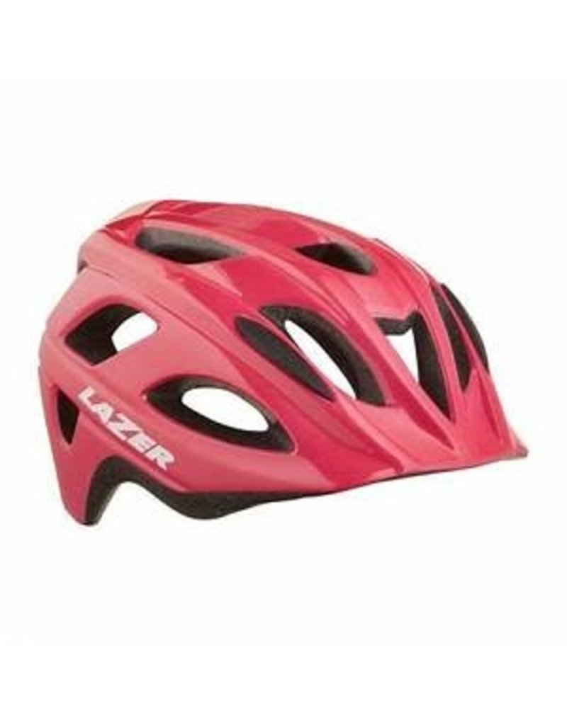 Lazer Helmet - Pink