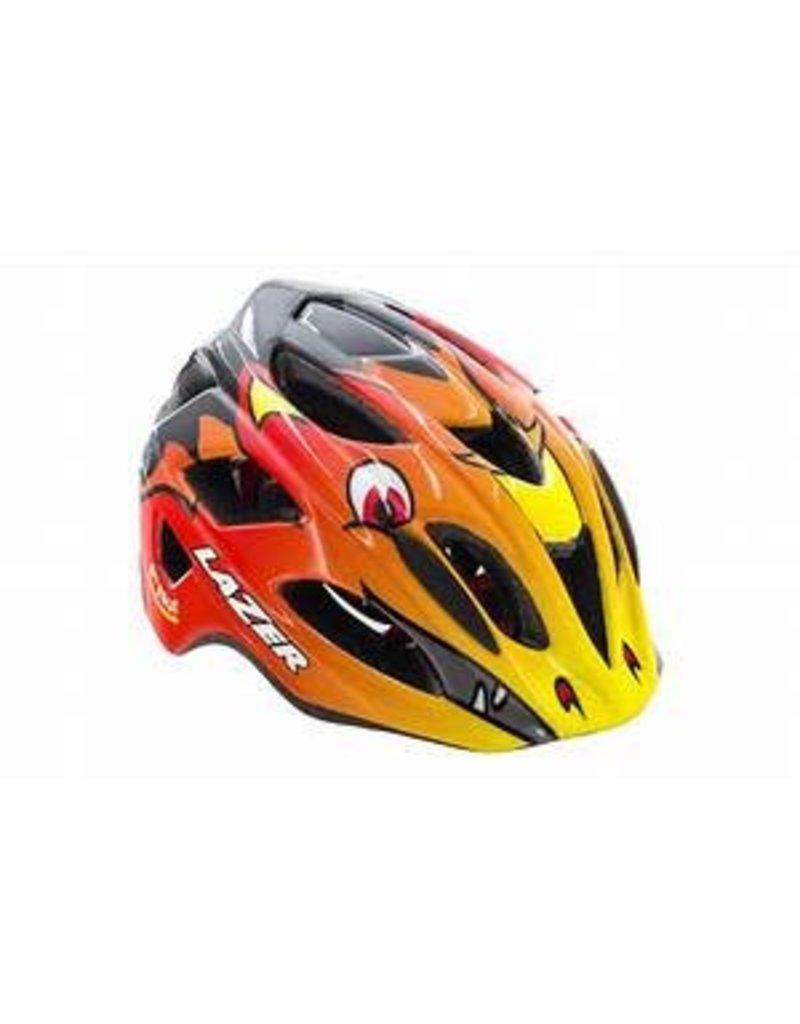 Lazer Helmet P'nut - Dragon Fire